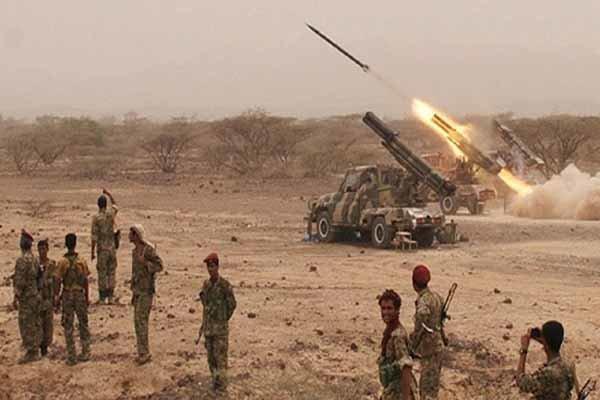 سرنگونی پهپاد جاسوسی رژیم سعودی در نزدیکی نجران