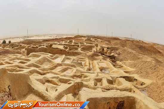 هنر و تمدن جنوب شرق ایران با موضوع شهر سوخته