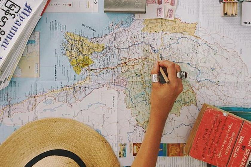 سفرنامه اینستاگرامی؛ از دنیای مجازی تا واقعی