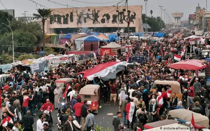 سازمان ملل: 400 معترض عراقی کشته و 19 هزار نفر زخمی شده اند