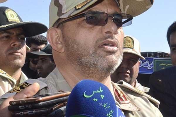 قاچاقچی عامل شهادت 13 مأمور پلیس و تعدادی نیروهای سپاه به هلاکت رسید