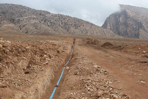 340 میلیارد ریال پروژه آب رسانی روستایی در ایلام در حال اجراست