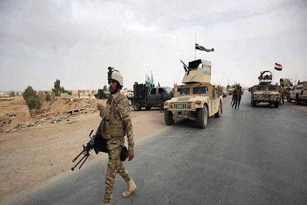 عملیات ضد تروریستی در دیالی، خنثی شدن حمله داعش به حومه بغداد