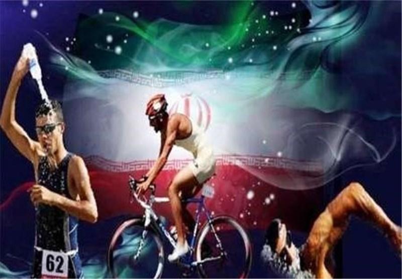 ورزشکاران سه گانه خراسان جنوبی به مسابقات قهرمانی آسیا اعزام شدند