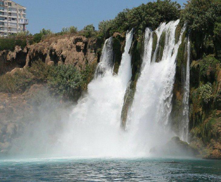 آبشار دودن Duden (آنتالیا)- ترکیه