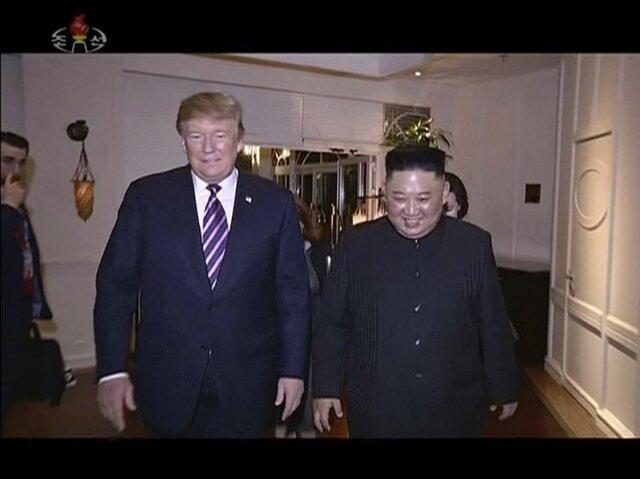 مستند متفاوت کره شمالی از نشست اون- ترامپ