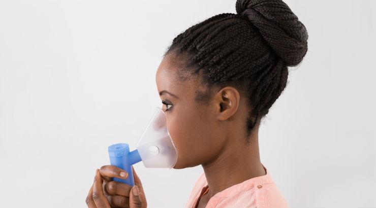 علائم و کنترل حمله آسمی