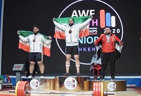 عنوان قوی ترین وزنه برداران آسیا به ایران رسید، طلا و نقره برای شریفی و حسن پور