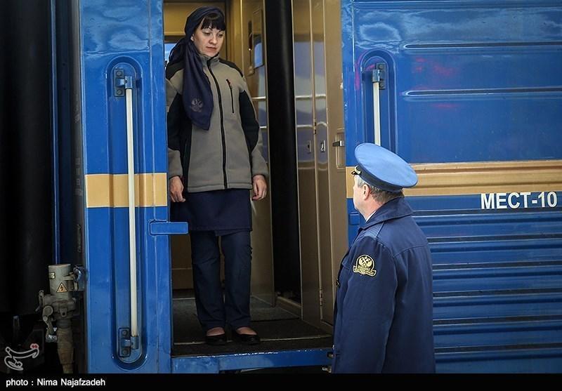 تورهای جهانگردی از راین تا بم ، ورود قطار گردشگری گلدن ایگل به ایران