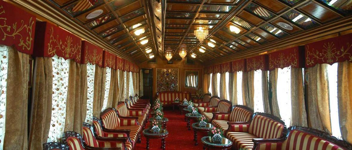مشهورترین قطارهای تفریحی لوکس جهان