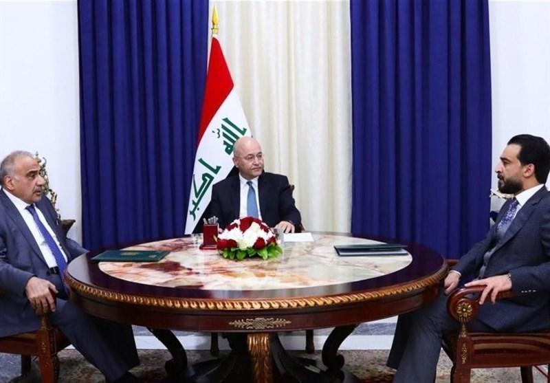 تأکید رهبران عراقی بر لزوم تسریع تشکیل دولت جدید