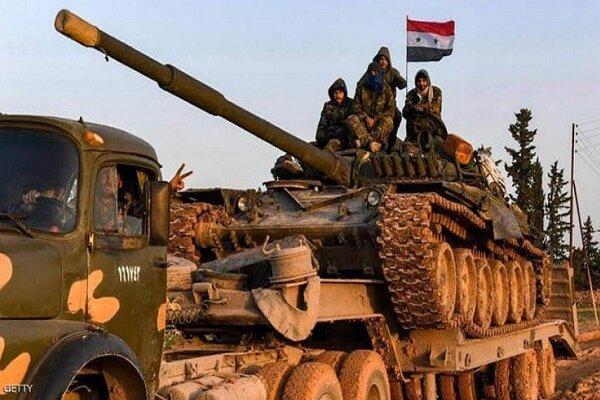 شروع عملیات پاکسازی شهر استراتژیک معره النعمان در سوریه