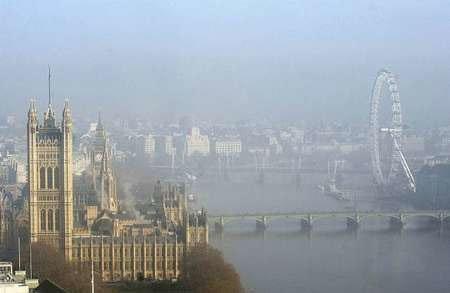 انتشار کربن در لندن تا 2050 به صفر می رسد؟