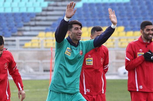 بیرانوند گران ترین بازیکن ایرانی لیگ برتر است؟