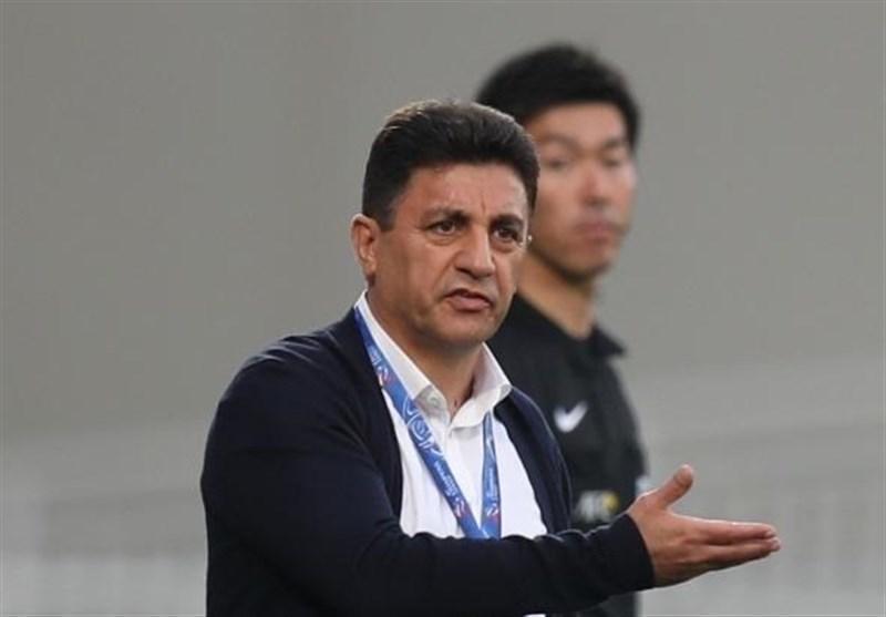 قلعه نویی: انتظار این شکست را نداشتیم ، مصدومیت رفیعی و اشتباهات بازیکنان روی عملکرد سپاهان تاثیر گذاشت