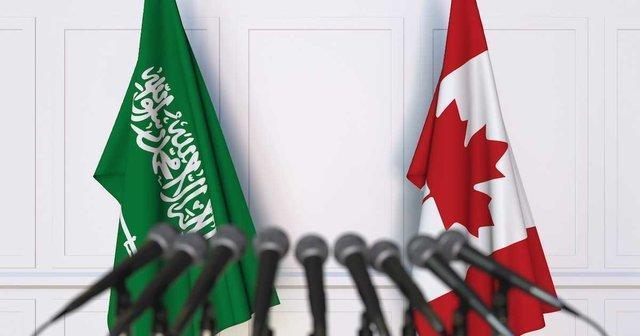 امارات لیکس از دخالت های پنهان امارات در بحران عربستان و کانادا اطلاع داد