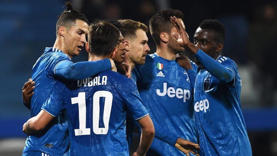 فوتبال باشگاه های ایتالیا ، شب رویایی رونالدو با یوونتوس تکمیل شد