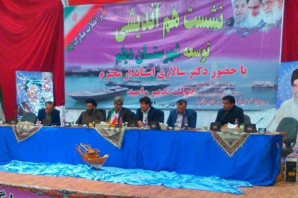 پروژه های متعدد نیمه کاره در استان بوشهر، کاهش زمان اجرای پروژه ها