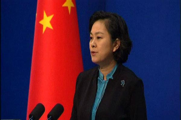 چین: آمریکا بازی رسانه ای را شروع نموده است؛ پس بچرخ تا بچرخیم