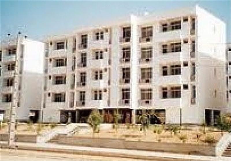 افتتاح 330 واحد مسکونی مهر در شهرستان روانسر