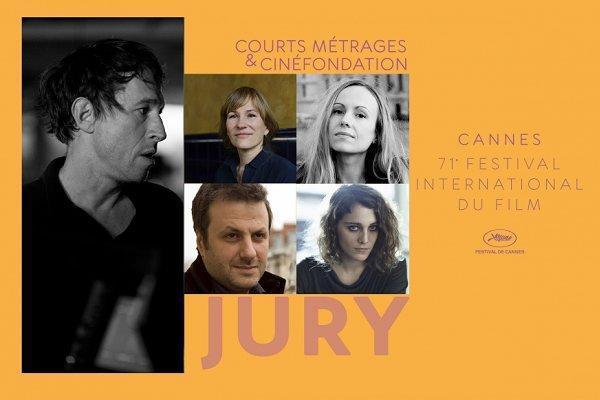 داوران بخش فیلم کوتاه و سینه فونداسیون کن 2018 معرفی شدند