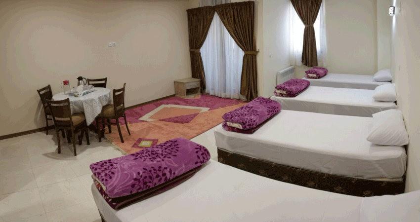 محدودیت خدمات اقامتی به تنها دو واحد در یزد