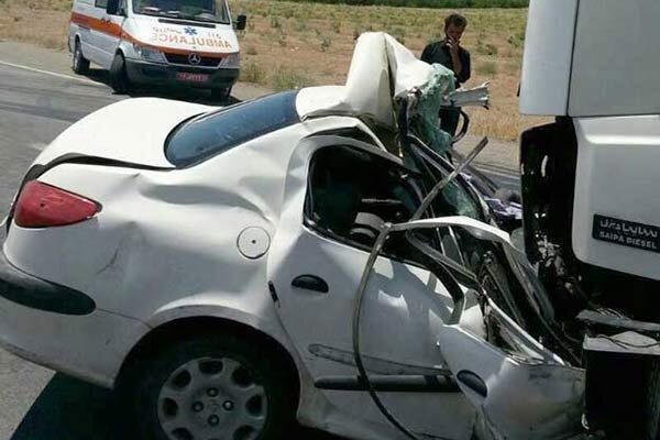 هر 80 دقیقه یک نفر در تصادفات نوروزی فوت می کند ، آمار مصدومان و فوتی های تصادفات نوروزی