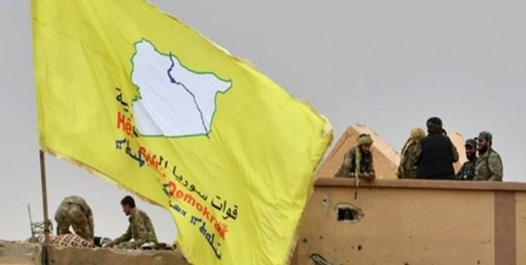 فرار تروریست های داعش از زندان تحت کنترل نیروهای مورد حمایت آمریکا در الحسکه سوریه