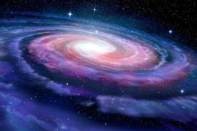 آیا پیچ و تاب های راه شیری میراث برخوردی کهکشانی است؟