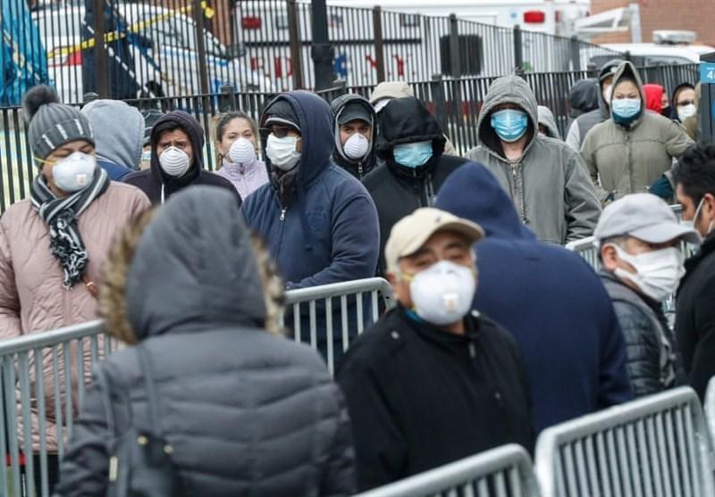 بیش از 300هزار نفر در آمریکا به کرونا مبتلا شدند