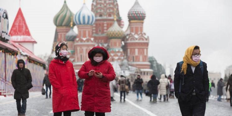 افزایش 1154 نفری مبتلایان کرونا در روسیه