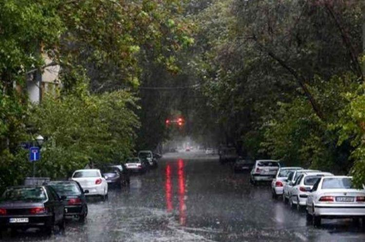 هوای تهران دوباره بارانی می شود