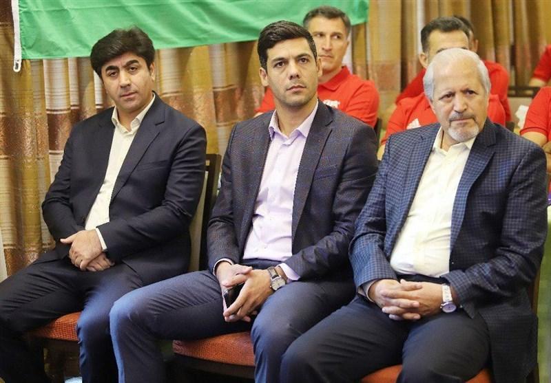 فنایی: در مجمع فدراسیون فوتبال حداقل باید 4 نفر از داوری حضور داشته باشند