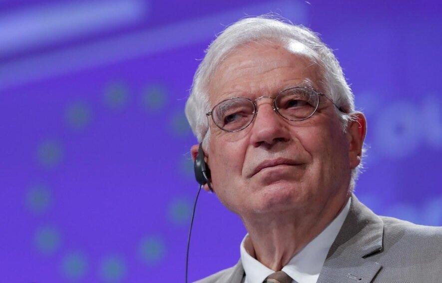 واکنش بورل به اقدام آمریکا علیه ایران