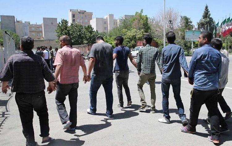 دستگیری 7 دزد مسلح در جنوب شرق کشور