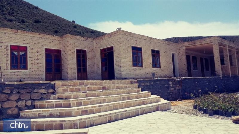 دومین اقامتگاه بوم گردی جاجرم در روستای چهاربید بهره برداری می گردد