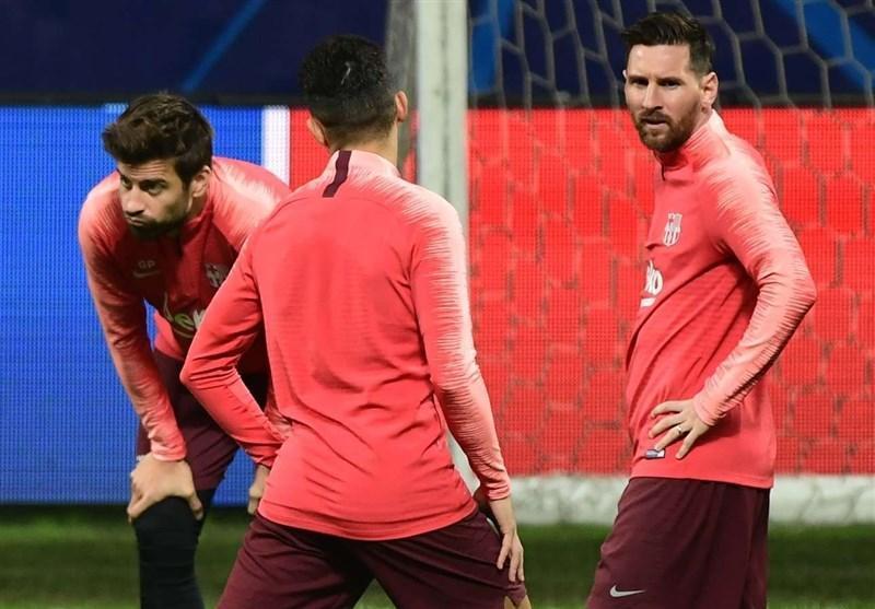 اعتراض بازیکنان بارسلونا به انجام دومین تست کرونا