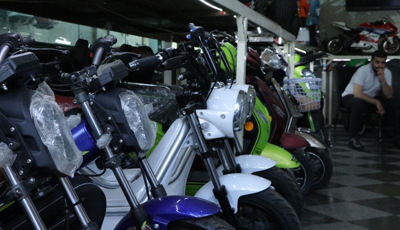 قیمت انواع موتورسیکلت در امروز 99، 3، 19