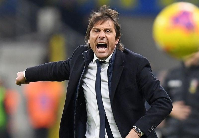 حدس رسانه های ایتالیایی درباره احتمال قوی استعفای کونته، وجود خبرچین در رختکن، دلیل خشم سرمربی اینتر!