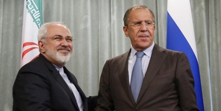 ظریف سه شنبه در مسکو با لاوروف ملاقات می نماید