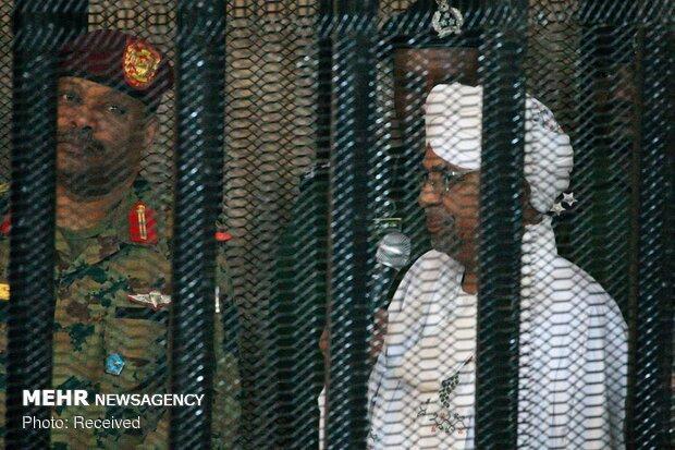 دادگاه عمر البشیر امروز برگزار می گردد