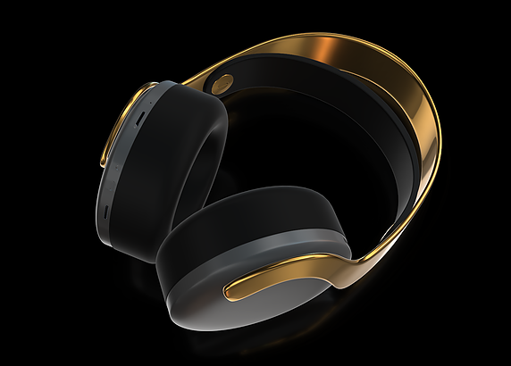 کنسول PS5 از جنس طلای 24 عیار!