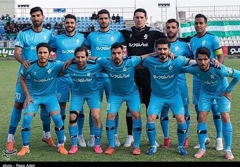واکنش باشگاه پیکان به شایعه انتقال این تیم به بندرعباس