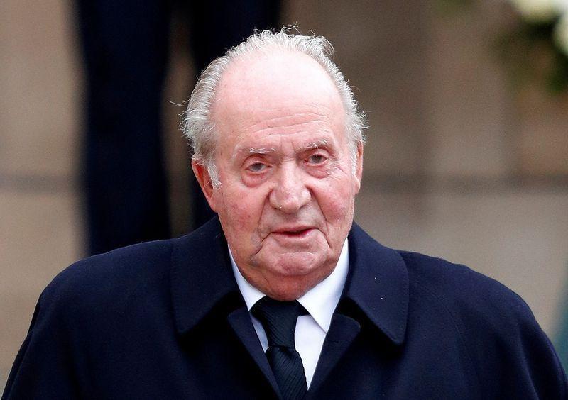 خبرنگاران تبعید خودخواسته پادشاه پیشین اسپانیا به امارات رسما تایید شد