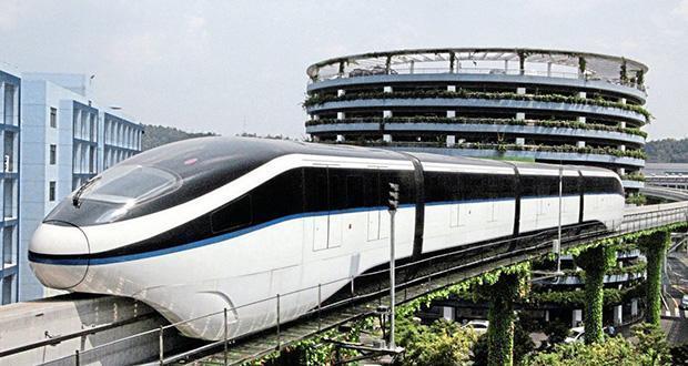 راه اندازی قطار خودران هوشمند در چین