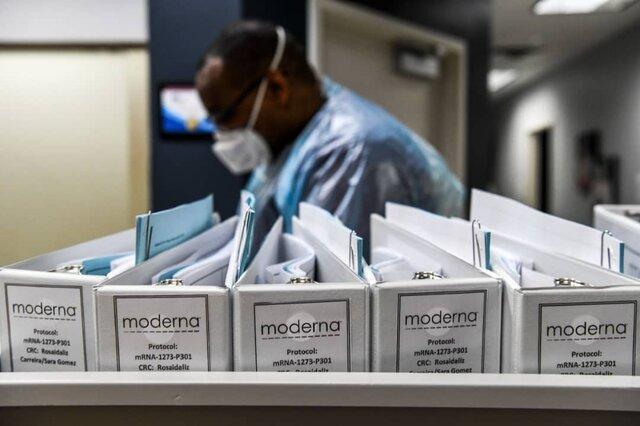 ادعای مدرنا در خصوص نتایج امیدبخش واکسن کووید-19 بر روی سالمندان