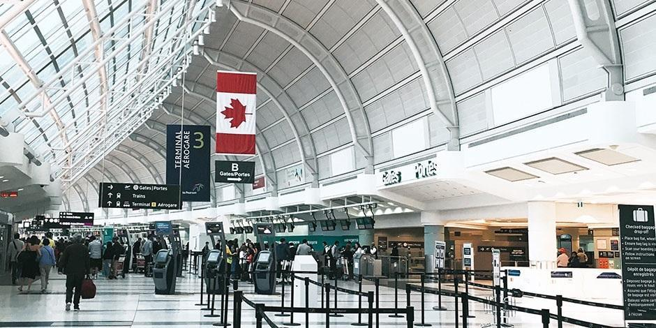 مقررات جدید برای ورود مسافرین به کانادا