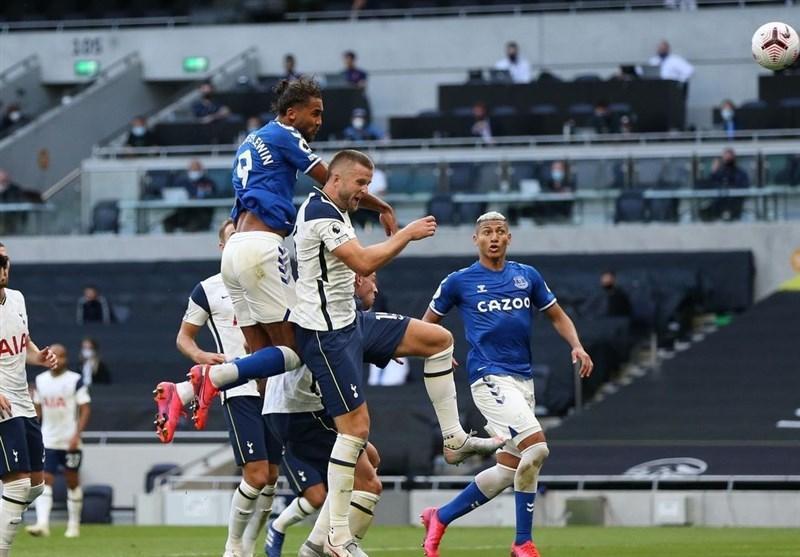 لیگ برتر انگلیس، تاتنهام مورینیو در اولین بازی تن به شکست خانگی داد