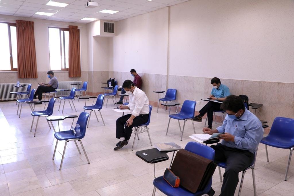 برگزاری آزمون جامع دکتری نیم سال دوم سال تحصیلی 99-98 در دانشگاه آزاد اسلامی قزوین