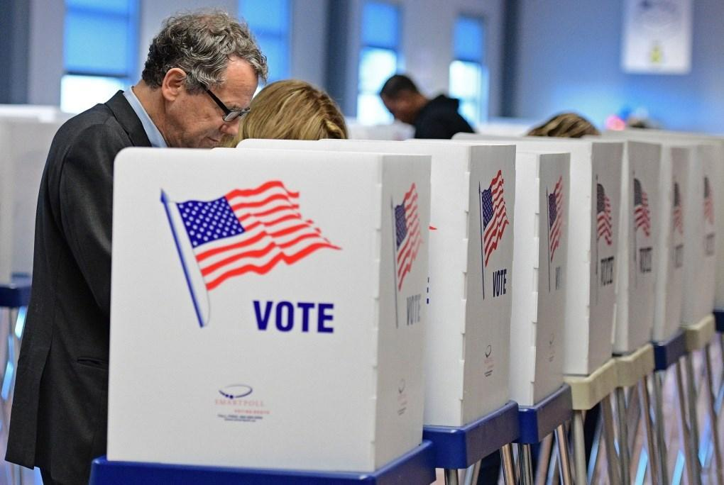 زمان برگزاری انتخابات آمریکا